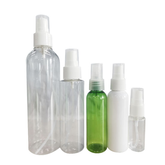 30ml~500ml Hand Sanitizer Spray Bottle Plastic Empty Bottle Pet