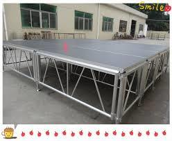 Wholesale Aluminum Outdoor Stage for Sale Great Stage