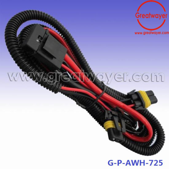 China Loom Protect 2 Pin Connector Adatper 20 AMP Fuse Holder Wiring ...