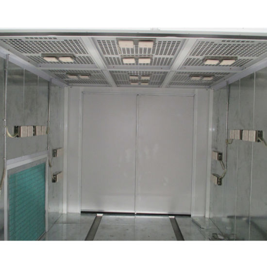 Industry Spray Booth /Paint Booth with Ce pictures & photos