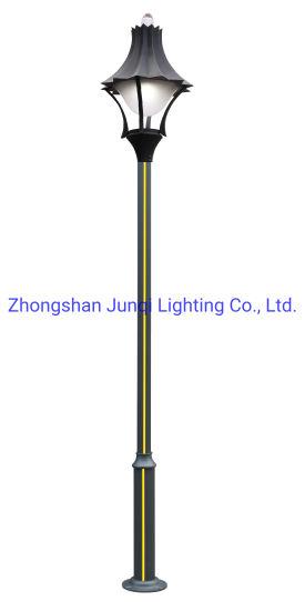 30W Aluminum Profile Waterproof Outdoor 3.5m Garden Lights