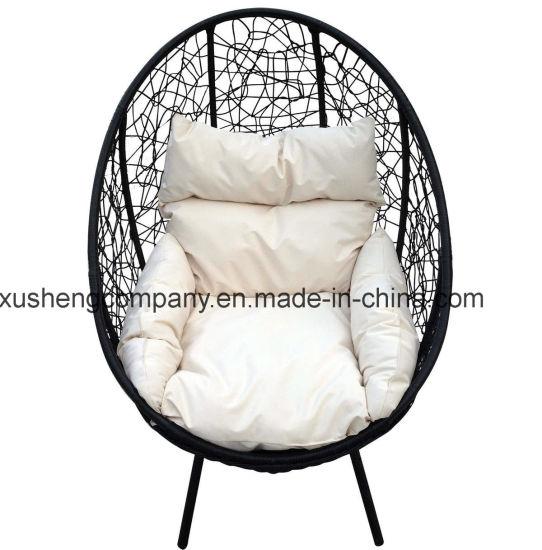 Glwfsw Charles Bentley Rattan Black Hanging Swing Chair China Garden Swing Chair Hang Chair Made In China Com