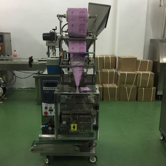 Powder Sachet Package Machine with High Quality pictures & photos