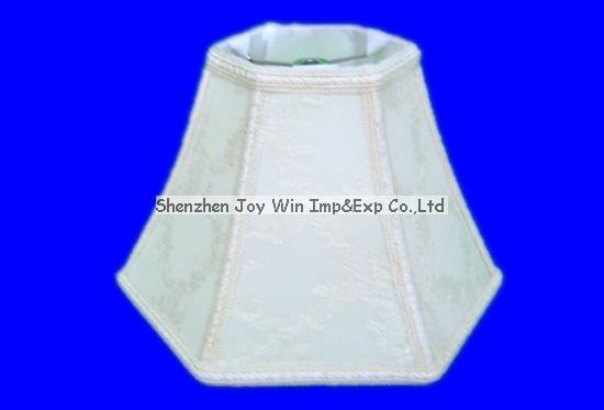Hexagon Lamp Shade Fabric Lamp Shade Gt005