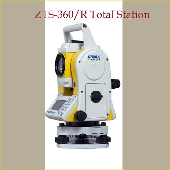 2 Accuracy Engineering Construction Geodetic Survey Instrument Total Station For Sale