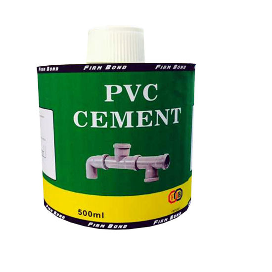 Customer Brand Weatherproof PVC Cement pictures & photos