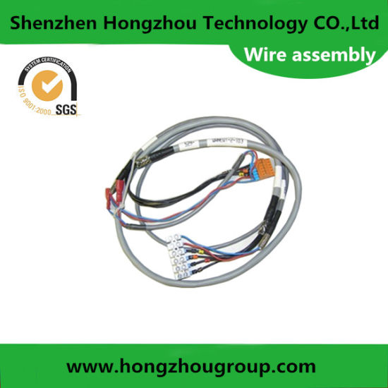 China Factory Direct Supply Wire Cable with High Quality pictures & photos