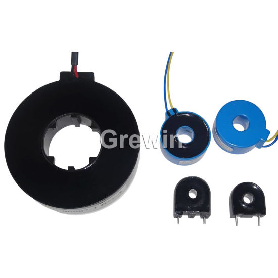 30A 80A Input Micro Current Transformer with Solid Wire Super CT