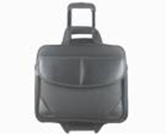 High Quality Notebook Luggage Laptop Trolley Bag Wheel Case (ST7027)