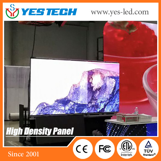 P2.5 Indoor COB HD Full Color LED Display Screen pictures & photos