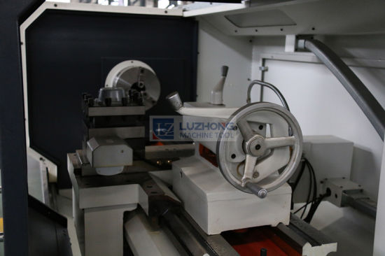 Cak6140/6150/6166/6180 Flat Bed CNC Lathe Machine for Sell pictures & photos
