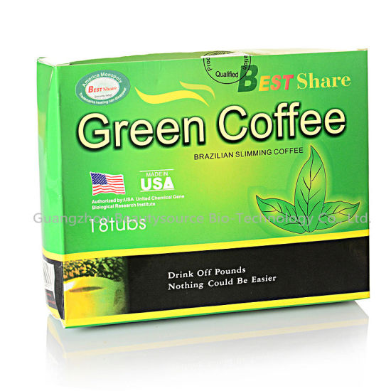 New Product Effective Detoxification Slimming Green Tea pictures & photos