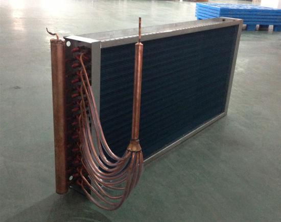 Dehumidifier Heat Exchanger HVAC Copper Coils