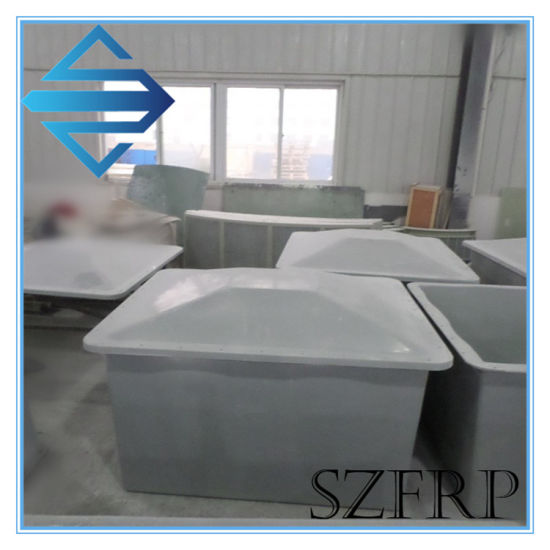 FRP GRP Fiberglass Underground Battery Storage Box