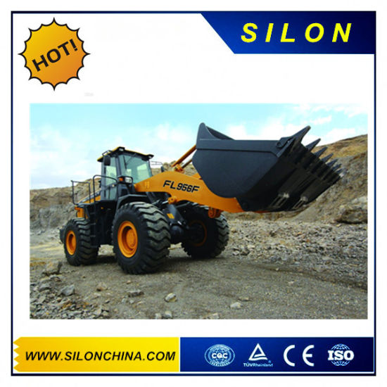 Foton Lovol Wheel Loader FL956f-II (5 ton) pictures & photos