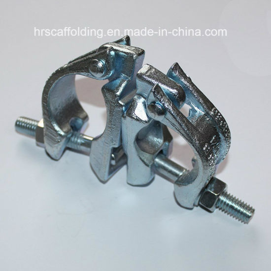 British Type Drop Forged Scaffold Coupler for Pipe Connecting