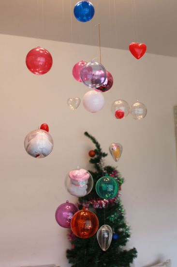 Christmas Ball / Christmas Plastic Balls / Hang Balls pictures & photos