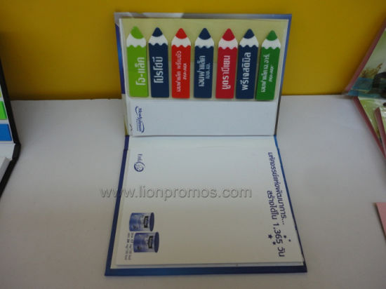 Promotional Gift Sticky Note Sticker Set