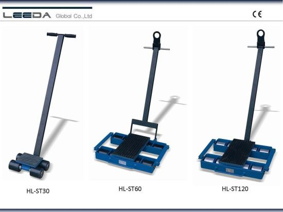 Machinery Skates Steerable Type