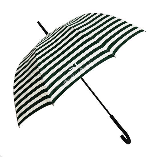 46 Inch High Quality Low Prices Advertisement Umbrella Custom Print Logo Advertising Sun Straight Umbrella (YZ-19-19)