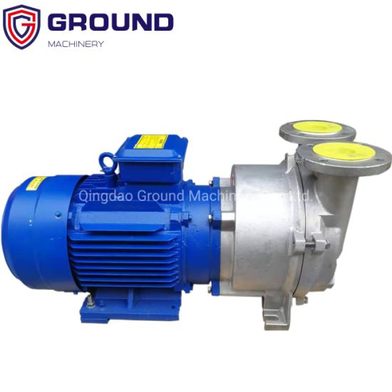 High Vacuum Suction Pump for Paper Pulp Industry 2BE 2BV