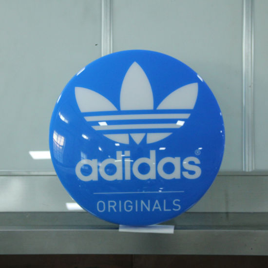 Silk Screen LED Advertising Vacuum Forming LED Light Box pictures & photos