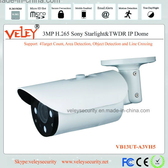 CCTV DVR Surveillance Equipment Bullet IP Camera Home Security pictures & photos