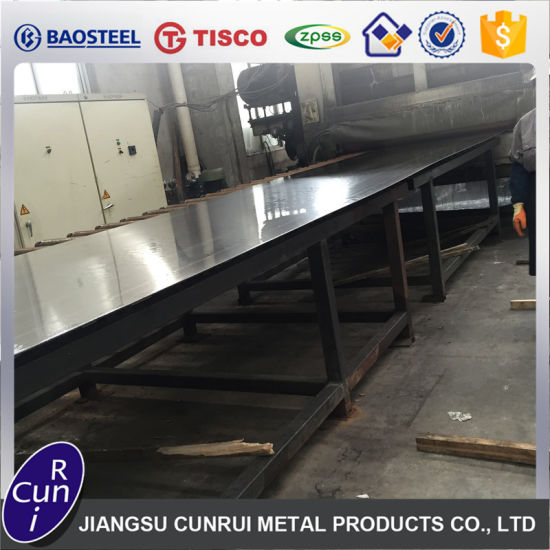 Factory Wholesale Low Price Cold Rolled 316L 304 1mm Thick 4X8 Stainless Steel Sheet pictures & photos