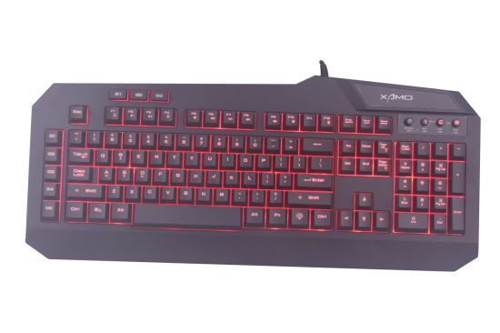 Editable Gaming Keyboard, 3 Group Total 15 Keys Editable, Popular on Amazon pictures & photos