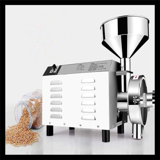 Powder Grinding Machine Stainless Steel pictures & photos