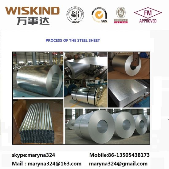 Low Cost Shandong Supplier PPGI/Color Coated Steel Strip