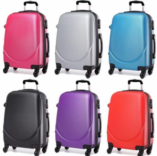 High Quality Cheap Travel ABS Custom Trolley Case Luggage