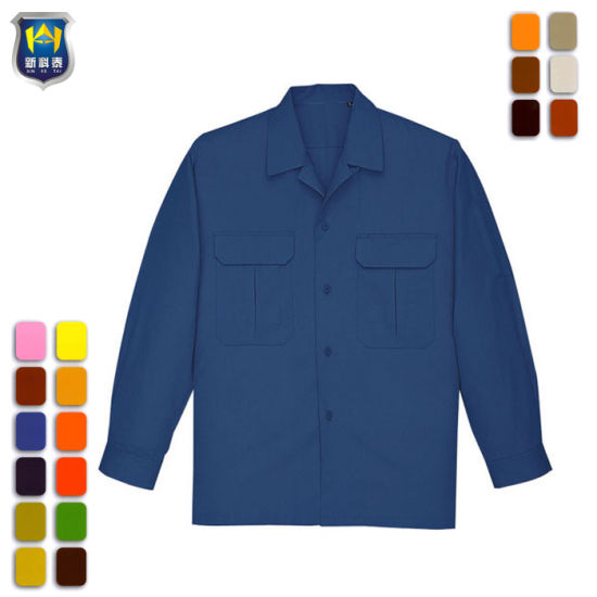 Industrial Working Safety Clothes Safety Work Jacket