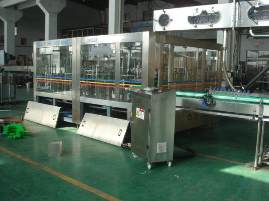 Automatic Pet Bottle Mineral Water Filling Machine pictures & photos