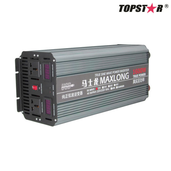Pure Sine Wave Car Power Inverter (1600W) pictures & photos