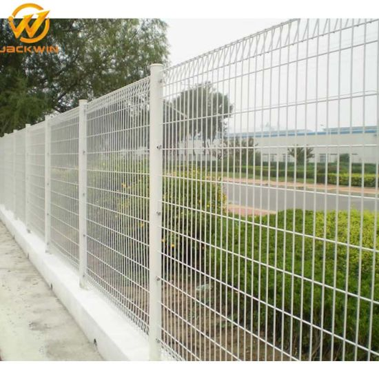 China High Security Powder Coated Steel Temporary Wire