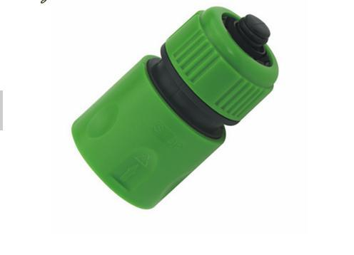 "Manufacturer Garden Tools 1/2"" Waterstop Plastic Quick Hose Connector Fitting pictures & photos"