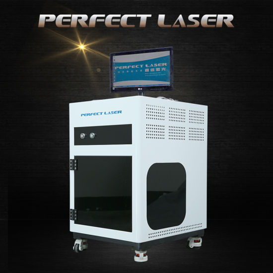 China DIY 3D Photo Crystal Laser Engraving Machine with High