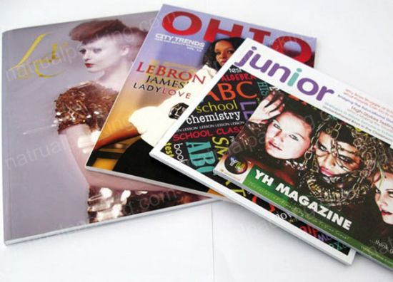Custom Printing Magazine, Coloring Book, Brochure Printing in China pictures & photos