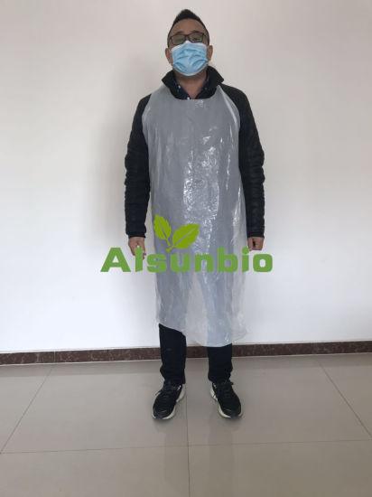 Disposable Waterproof Aprons HDPE Nurse Using Aprons