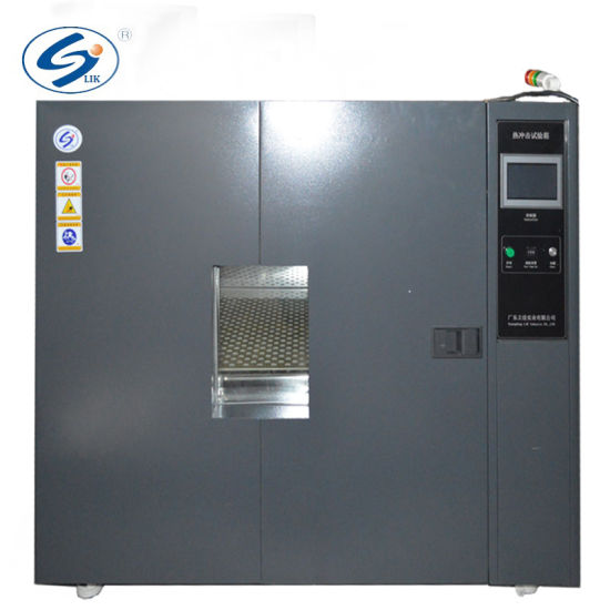 ISO Temperature Cycling Thermal Shock Impact Test Machine