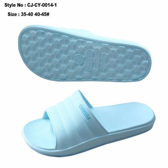 e3b93a618a4b China New Design Material EVA Rubber Soft Men Slipper - China ...
