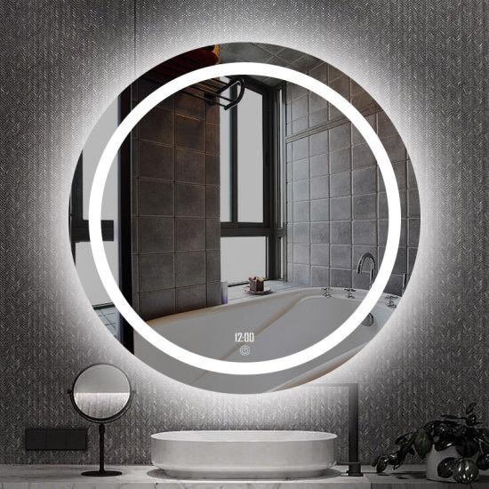 Bathroom Mirror With Lights Around, Mirror With Lights Around It