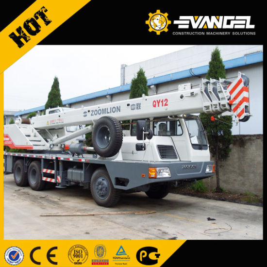 Zoomlion 55 Ton Hydraulic Mobile Truck Crane Cheap Price