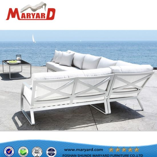 Top Quality Hot Selling Aluminum Outdoor Garden Furniture Sofa Set - China Top Quality Hot Selling Aluminum Outdoor Garden Furniture Sofa