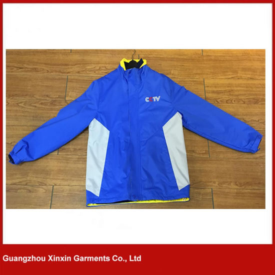 Hot Sale Waterproof Windbreaker Jackets Maker (J108) pictures & photos