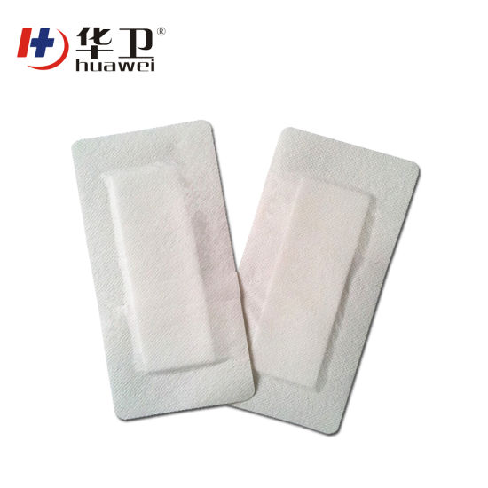 Medical Care Disposable Non Woven Adhesive Wound Dressing