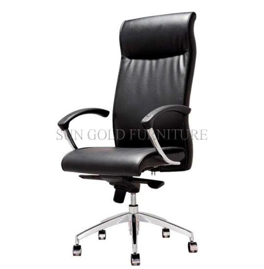 Modern Boss PU Leather Executive Chair Ergonomic Office Chair (SZ-OCE132) pictures & photos