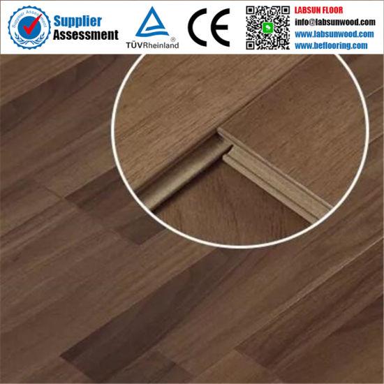 China Super High Gloss Self Adhesive, Adhesive Laminate Wood Flooring