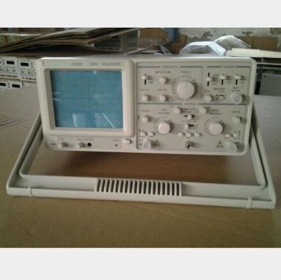 Cheap Analog Laboratory Testing Machine Oscilloscope From China Factory pictures & photos